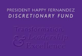 President Fernandez' Discretionary Fund