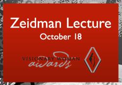 VWA Zeidman Lecture