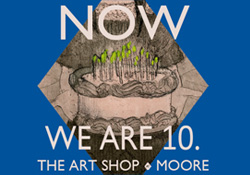 The Art Shop Turns 10!