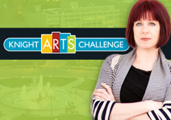Moore Wins Knight Arts Grant