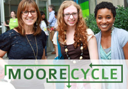 MOOREcycle is a Success