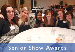 2012 Senior Show Awards Announced