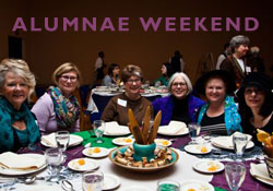 Alumnae Weekend Photo Slide Show