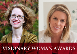 Meet Moore's 2012 Visionary Woman Awardees